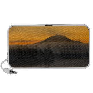 North America, USA, WA, Olympic National Park. Laptop Speaker