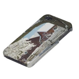 North America, USA, WA, Whidbey Island. 2 iPhone 4/4S Cover