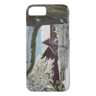 North America, USA, WA, Whidbey Island. 2 iPhone 8/7 Case
