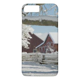 North America, USA, WA, Whidbey Island. 2 iPhone 8 Plus/7 Plus Case