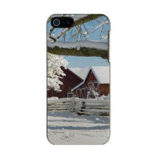 North America, USA, WA, Whidbey Island. 2 Metallic iPhone SE/5/5s Case