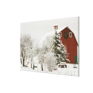 North America, USA, WA, Whidbey Island. Canvas Print