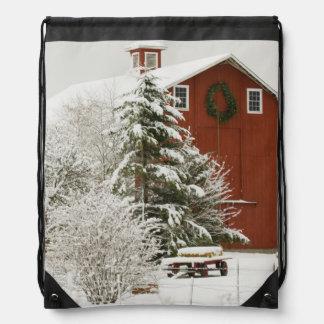North America, USA, WA, Whidbey Island. Drawstring Bag