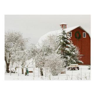 North America, USA, WA, Whidbey Island. Postcard