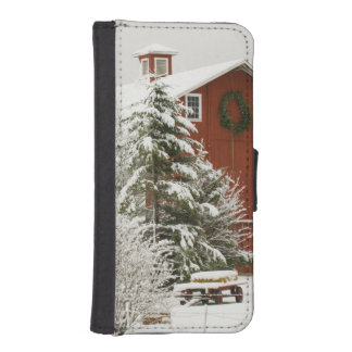 North America, USA, WA, Whidbey Island. Wallet Phone Case For iPhone SE/5/5s