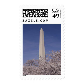 North America, USA, Washington D.C.. Washington Stamp