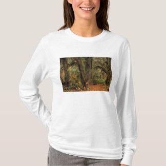 North America; USA; Washington, Moss-Covered T-Shirt