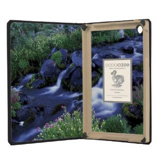 North America, USA, Washington, Mt. Rainier 3 iPad Mini Covers