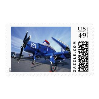 North America, USA, Washington, Seattle. WWII Postage