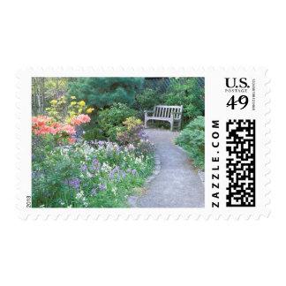 North America, USA, Washington State, Seattle. 5 Postage Stamp