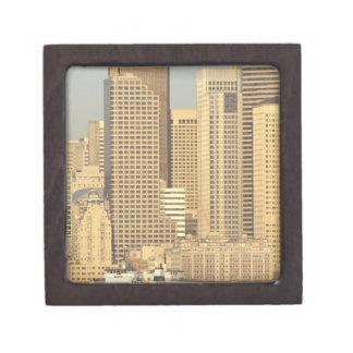 North America, USA, Washington State, Seattle. Premium Keepsake Boxes