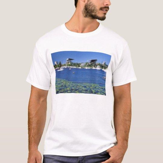 North America, USA, Washington State, Seattle, T-Shirt