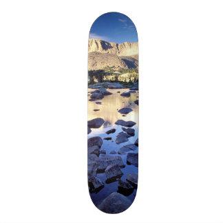 North America, USA, Wyoming, Yellowstone 3 Skate Boards