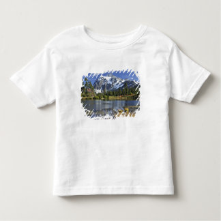 North America, Washington, Cascades. Mt. Shuksan Toddler T-shirt