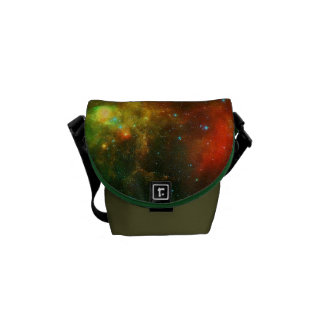 North American and Pelican Nebulae Courier Bag
