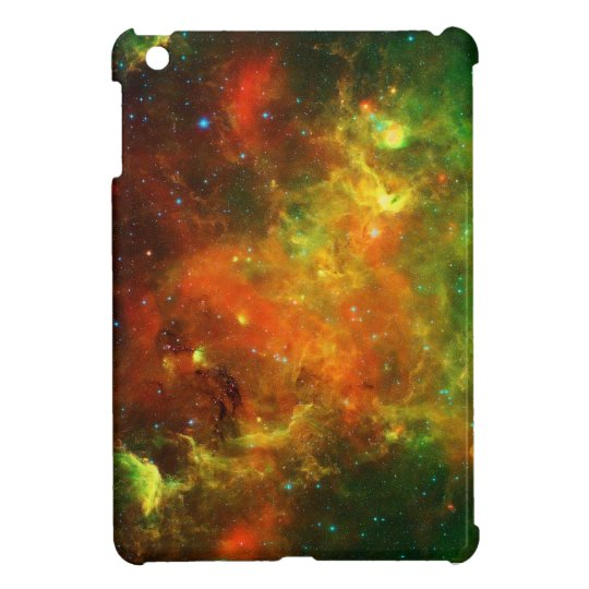 North American and Pelican Nebulae Cover For The iPad Mini