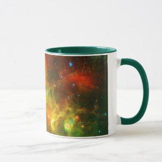 North American and Pelican Nebulae Mug