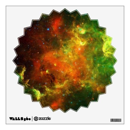 North American and Pelican Nebulae Room Decals