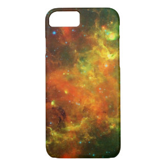 North American and Pelican Nebulae section iPhone 8/7 Case