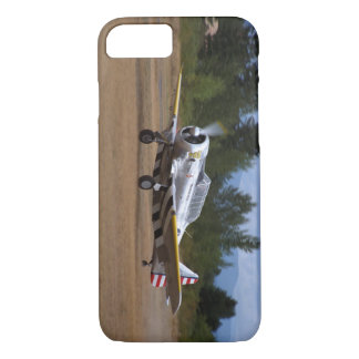 North American, AT-6, WWII_Classic Aviation iPhone 8/7 Case