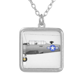 North American AT-6D Texan 17884 Necklaces