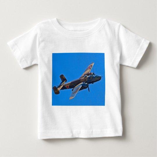 North American B-25 Mitchel Baby T-Shirt