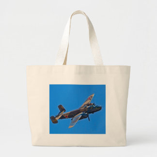 North American B-25 Mitchel Tote Bags