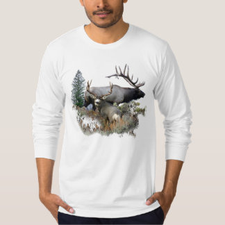 North American big game T-shirt
