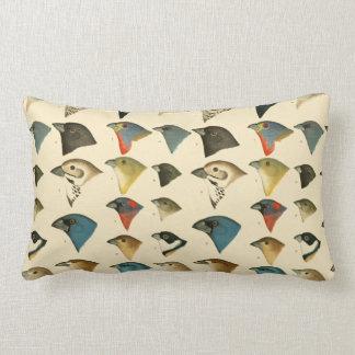 North American Birds Pillow