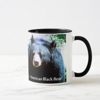 North American Black Bear Mug