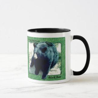North American Black Bear Mug 2