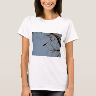 North American Buzzard coming home to roost T-Shirt