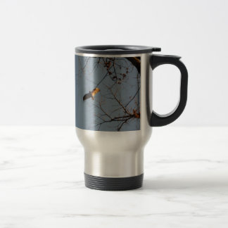 North American Buzzard coming home to roost Travel Mug