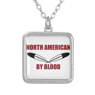 North American By Blood Pendant