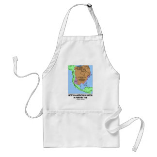 North American Craton In Perspective Adult Apron