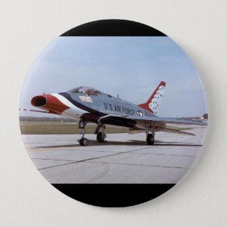 North American F-100D Super Sabre USAF Button