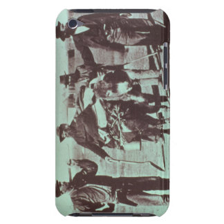 North American gold diggers, c.1849 (b/w photo) iPod Touch Cases