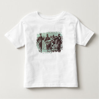 North American gold diggers, c.1849 (b/w photo) Toddler T-shirt