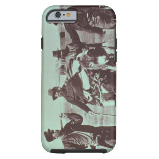 North American gold diggers, c.1849 (b/w photo) Tough iPhone 6 Case