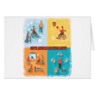 North American Inclusion Month - Appreciation Day Card