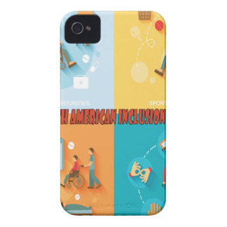 North American Inclusion Month - Appreciation Day Case-Mate iPhone 4 Case
