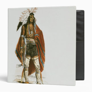 North American Indian Binder