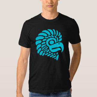 North American Indian Eagle Design Shirt