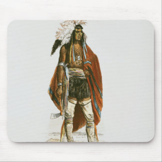 North American Indian Mouse Pad