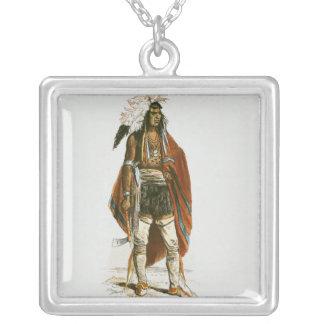 North American Indian Pendant