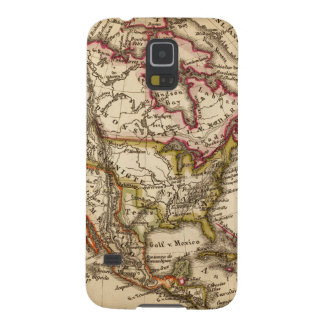 North American Map 2 Case For Galaxy S5