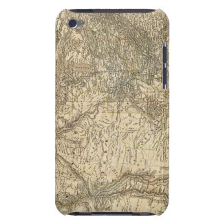 North American Map iPod Touch Covers