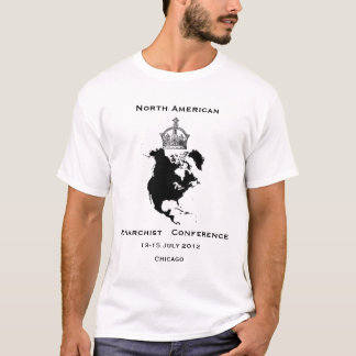 North American Monarchist Conference 2012 T-Shirt