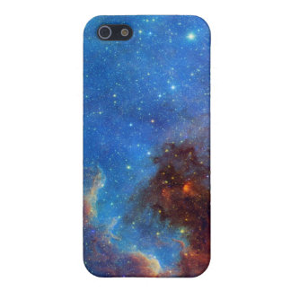 North American Nebula continent NASA Case For iPhone SE/5/5s
