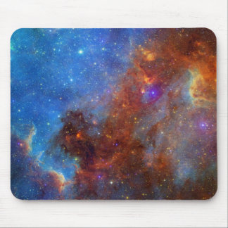 North American Nebula continent NASA Mouse Pad